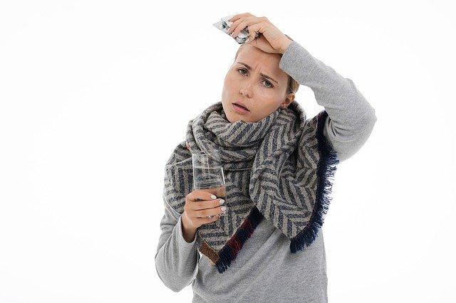 Oral Care During Cold & Flu Season